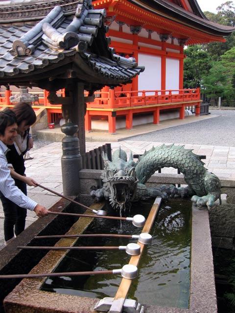 Dragon good luck fountain, Tokyo