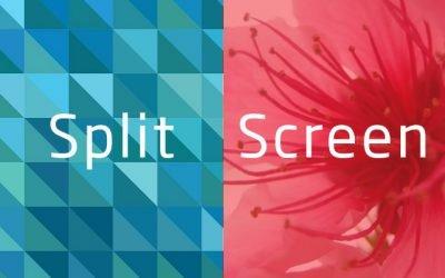 Split Screen Design