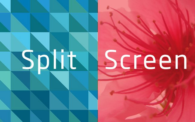 split screen featured image