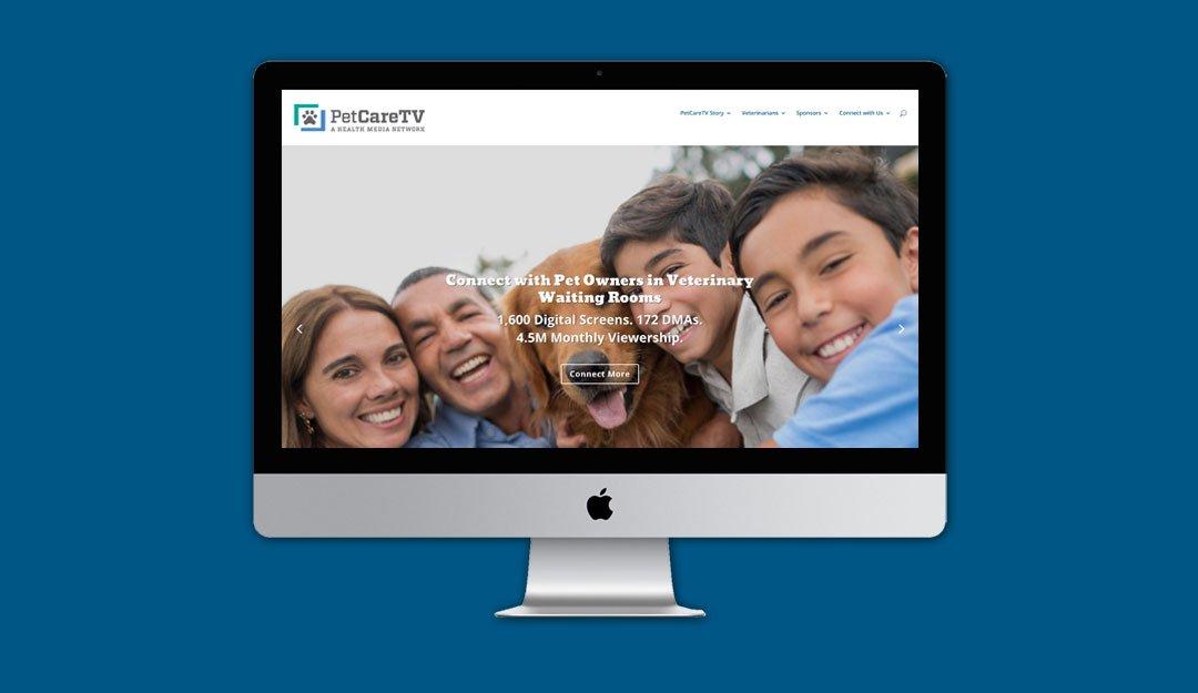 petcare-tv-homepage-imac