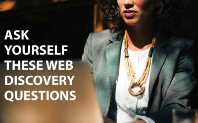 Does Your Website Suck: Key Web Discovery Questions