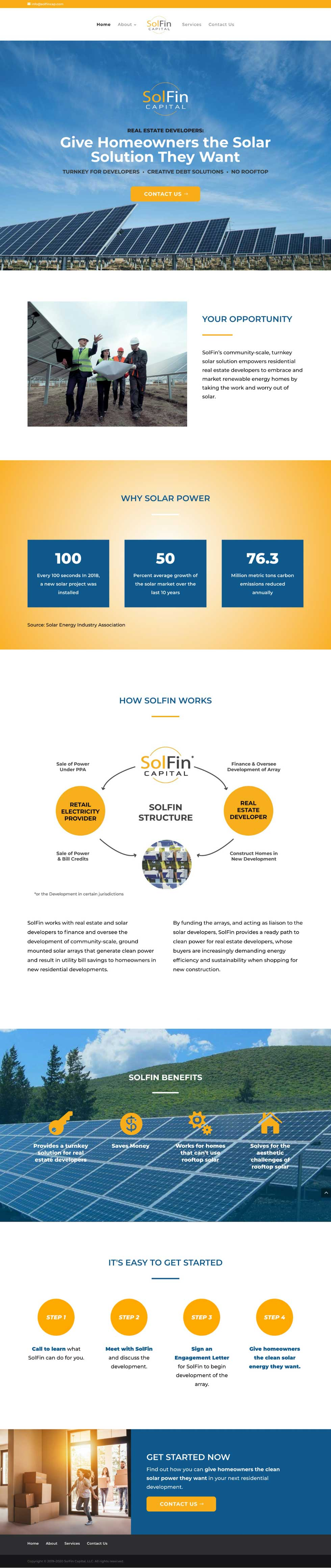 SolFin-Capital-homepage